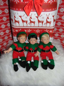 Christmas Elves - $40.00